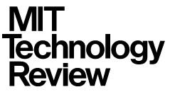 Logo MIT Technology Review